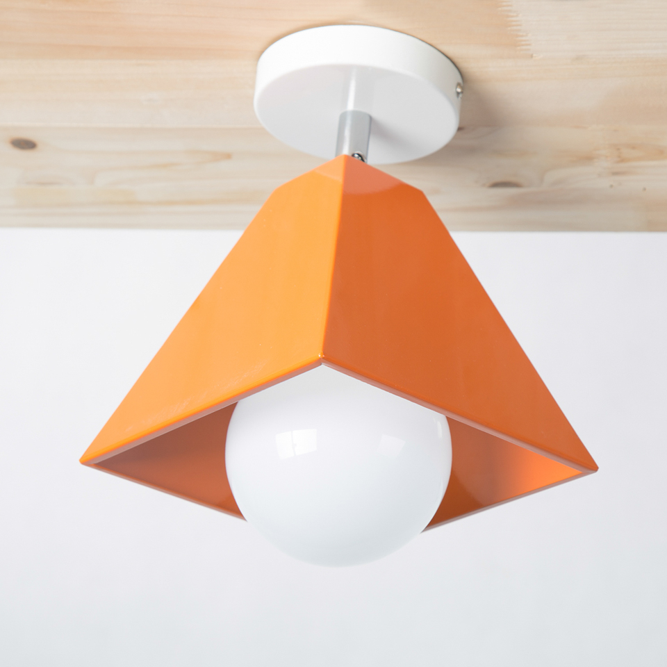 Ceiling Light Covers Contracted Creative Led Ceiling Light Kids Bedroom Lamps And