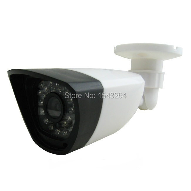 Full HD CCTV Security Camera 1200TVL 1/2.7 CMOS Outdoor Indoor Surveillance Waterproof With IR-CUT IR Night Vison plug and play new 800tvl cmos 960h 36pcs ir leds 30 meters day night waterproof surveillance cctv camera with bracket for indoor or outdoor