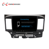 New Android 7 1 Car Radio DVD Player Head Unit For Mitsubishi Lancer 2006 2012 With