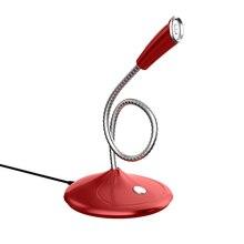 Профессиональный микрофон Запись пение студия ПК USB 3,5 мм для компьютера мобильный телефон настроить коммутатор поворотный гибкая