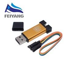 1 шт. ST LINK Stlink ST-Link V2 Mini STM8 STM32 симулятор скачать программист Программирование с крышкой