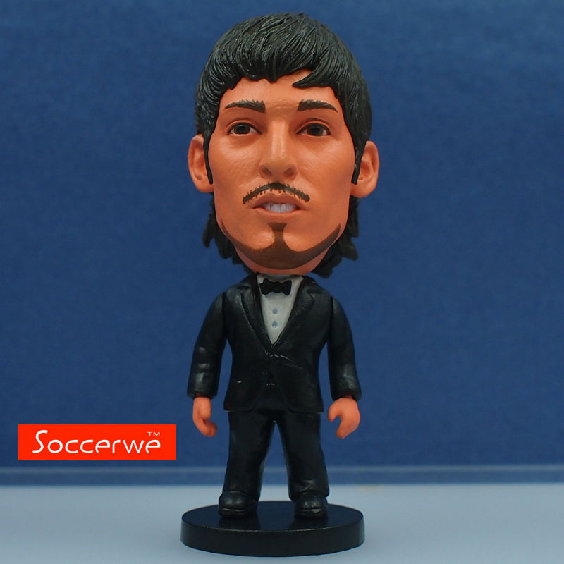 Soccer Star SILVA (Full Dress) Dolls 2.5 Figurine