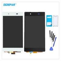 White Black For Sony Xperia Z3 Z3 Plus Z4 E6553 E6533 E5663 LCD Display Digitizer Touch