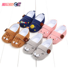 New Baby First Walkers Toddler Infants Shoes Soft Bottom Anti-slip Boys Summer Infant Crib