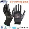 Nitrile Nylon Working Gloves,Nitrile Labor Protection Oil-resistant Safety Nitrile Gloves