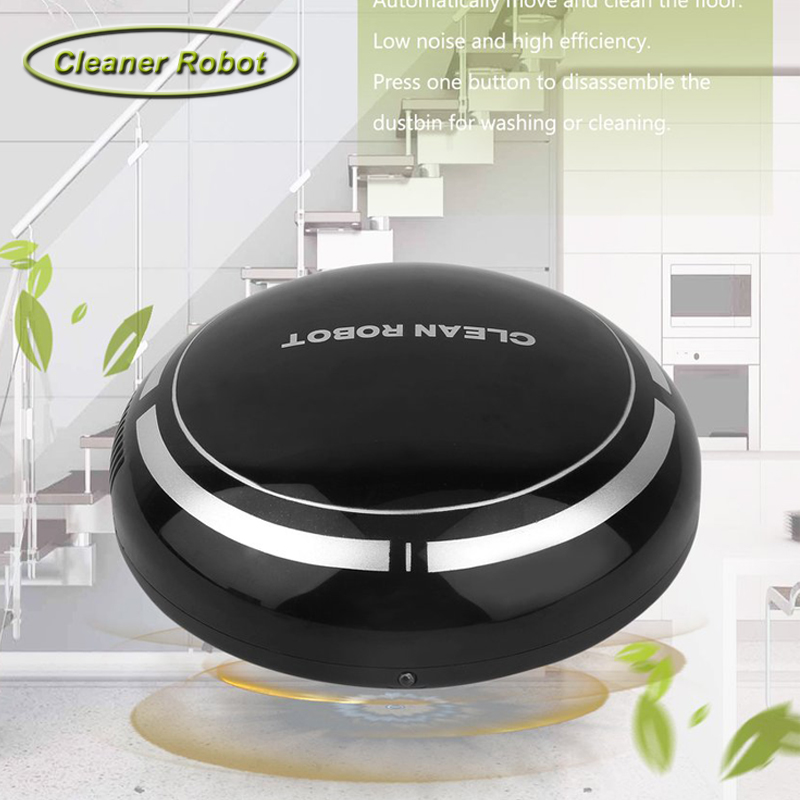 Robot Household Smart-Cleaner Electric Automatic Vacuum Mini Wireless Intelligent Round