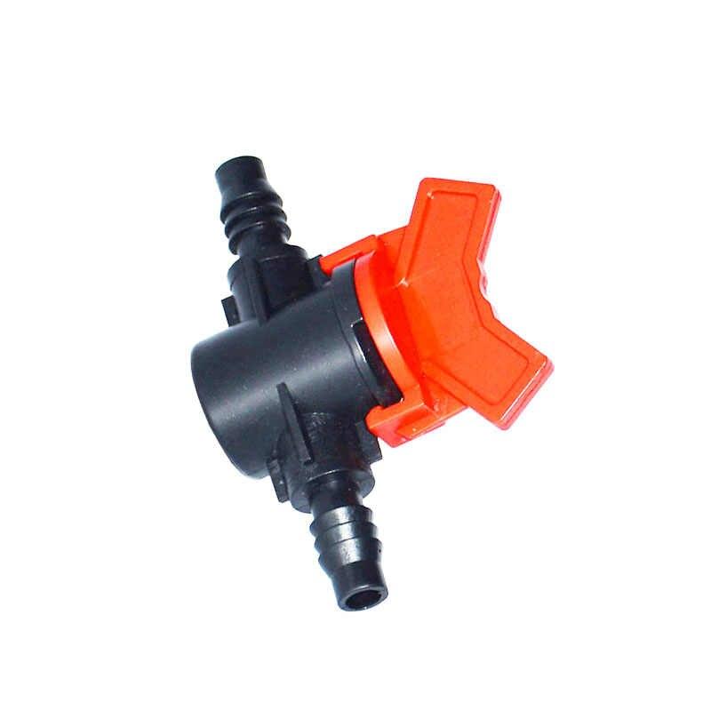 """3/8 """"садовый кран 8/11 Шланг для орошения водяной клапан мини-клапан 2 варианта водопроводной воды разъемы barb капельный адаптер 1 шт."""