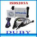 MDSO ISDS205A Новое обновление 3 В 1 Многофункциональный 20 М ПК USB виртуальный Цифровой осциллограф + анализатор спектра + данные рекордер