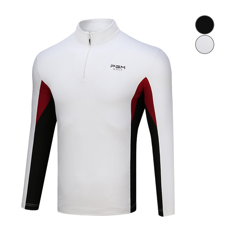 Heißer Verkauf männer Golf Jacken Lange Sleeve Zipper Westen Anti-Pilling Outdoor Sport Jacken Outwear Männlichen Dünne Golf jacken