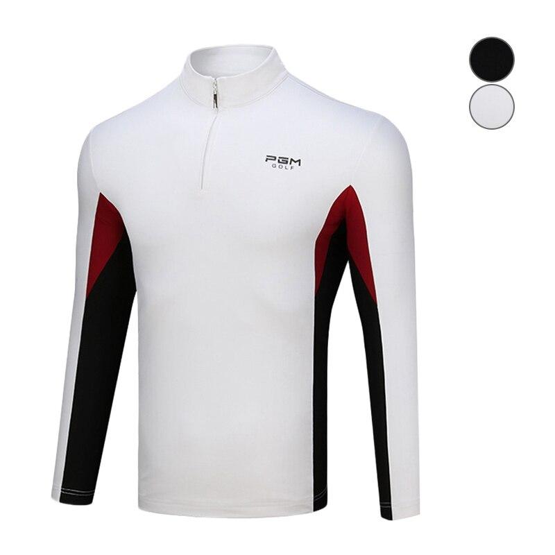 Hot Sale Men's Golf Jackets Long Sleeve Zipper Waistcoats Anti-Pilling Outdoor Sports Jackets Outwear Male Slim Golf Jackets