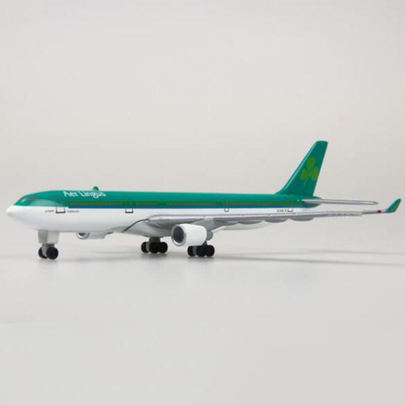 Dekorasi 330 Mainan Airbus 19