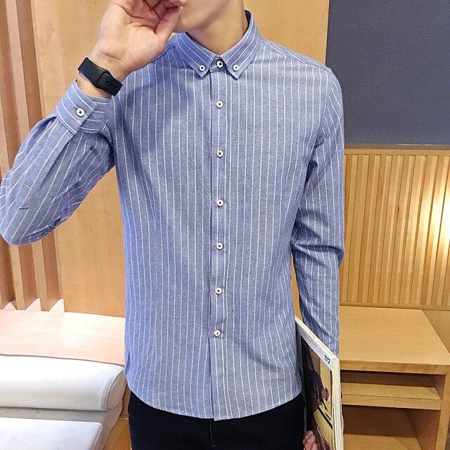 MenTuxedo XXXXXL Nueva Camisa Casual Camisa de Manga Larga Camisa Masculina Marca de ropa Delgada Mnes Camisas de Vestir Camisas Para Hombre Grande tamaños