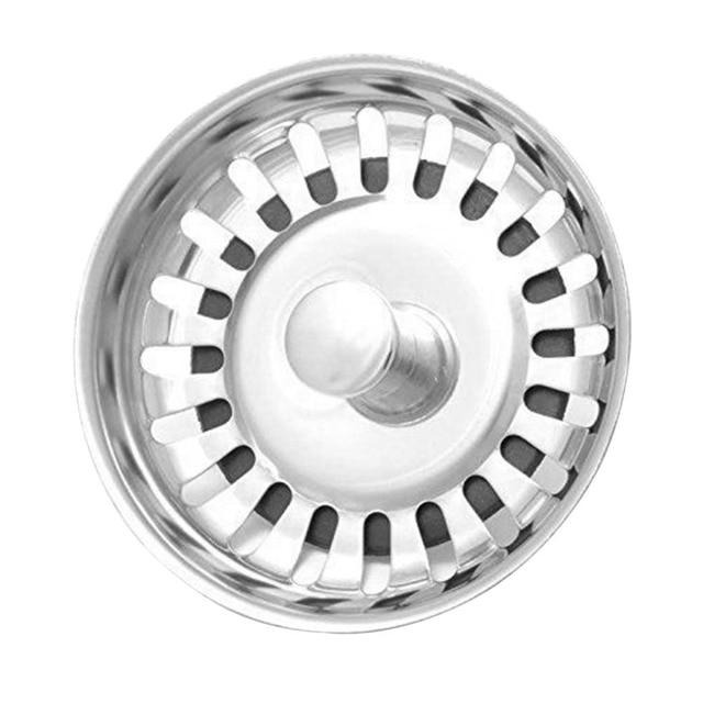 Comprar tapones de fregaderos de cocina de acero inoxidable fregadero palangana - Tapa fregadero ...