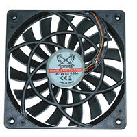 SCYTHE SY1212SL12H P 12cm Fan Slim 12mm 4pin Support PWM 500 2000rpm 120x120x12mm Ultra Thin Fan