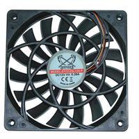 SCYTHE SY1212SL12H P 12cm Fan Slim 12mm 4pin Support PWM 500 2000rpm 120x120x12mm Ultra Thin Fan