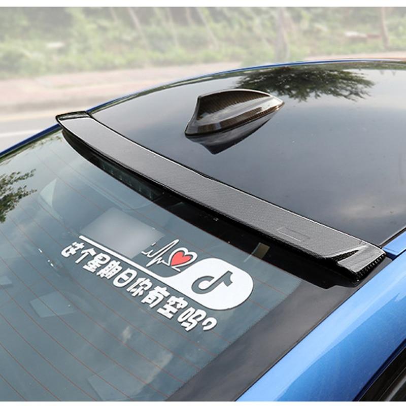 F30 AC Style Carbon Fiber Rear Roof Window Wing Spoiler for BMW F30 320i 328i 330i 335i 320d 325d 328d 2012 - 2017 m performance style carbon fiber rear trunk wing spoiler for bmw 3 series f30 2012 2018 318i 320i 328i 330i 335i
