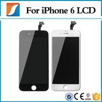 20 UNIDS/LOTE Para iPhone 6 Reemplazo de la Pantalla 100% A Estrenar Pantalla LCD Garantía de Calidad Envío Gratis
