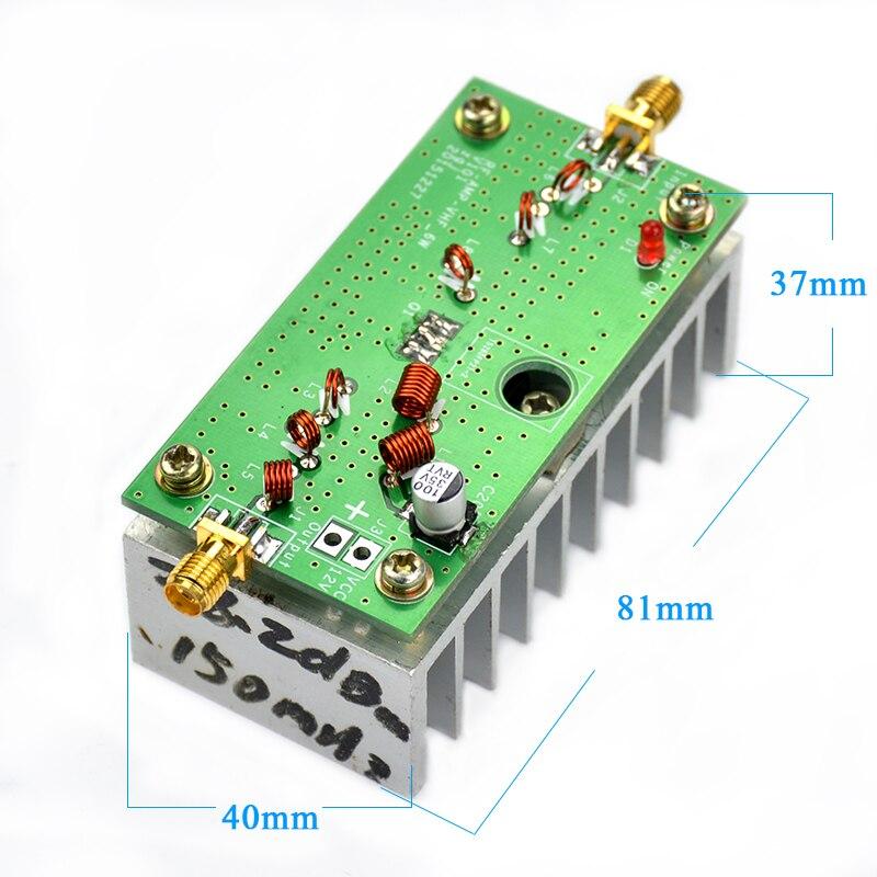 Vhf Power Amplifier