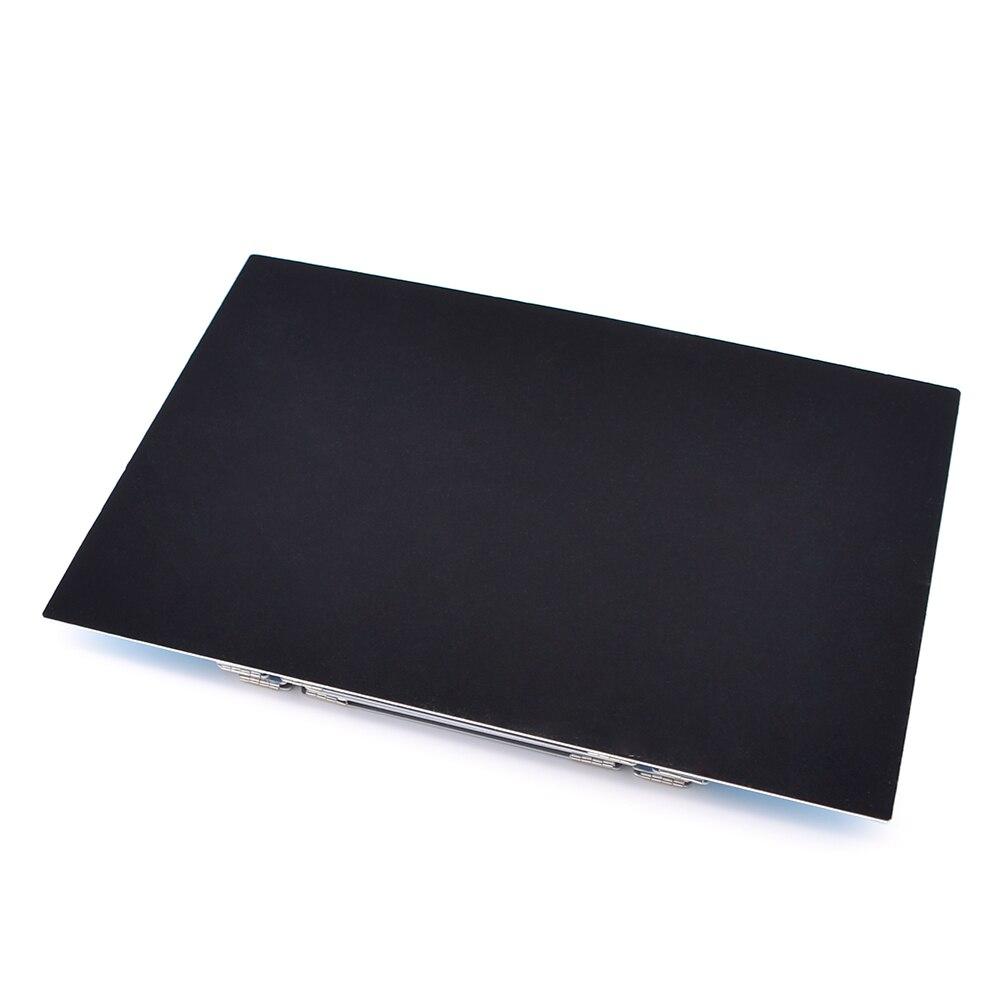 Table pliante magique en aluminium (alliage)-couleur argent tours de magie meilleure scène de tableau du magicien gros plan Illusions accessoires Magia - 3