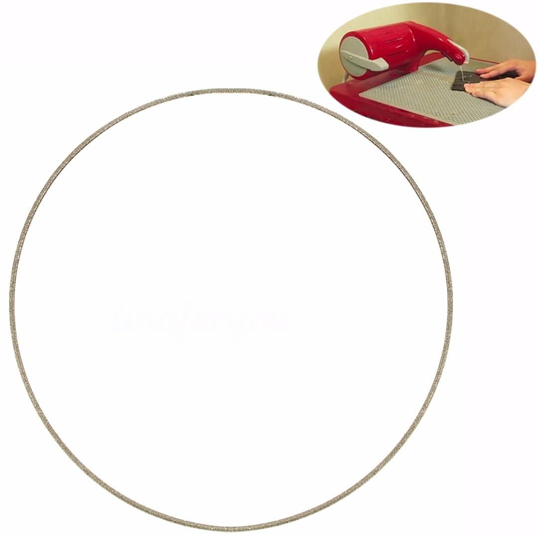 1 pc Haute Qualité 143mm Teinté Verre Remplacement D'anneau De Diamant Lame de Scie pour Gemini Taurus 3 Anneau Scie à ruban, de coupe En Verre