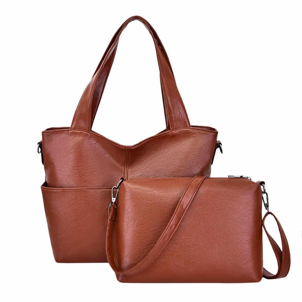 Кожаные сумки, большие женские сумки, высокое качество, повседневные женские сумки, одноцветные, Большая вместительная сумка на плечо, сумочка, May9