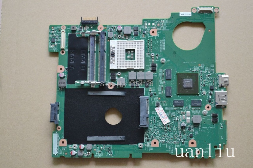 Original Laptop Motherboard FOR DELL Insprion 15R N5110 Motherboard CN-0MWXPK MWXPK 0MWXPK  DDR3 100% Tested