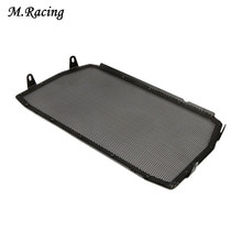 Motorcycle Radiator Grille Guard Cover Protector For Ducati Hypermotard 796 Hyperstrada 821 Black