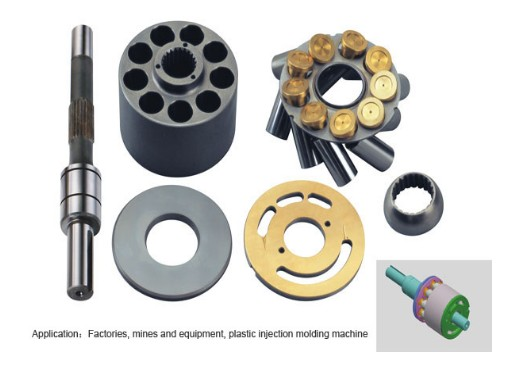 YUKEN repair kit hydraulic piston oil pump A56 spare parts hyvst spare parts piston bushing for spx150 350 1501053