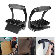 Easy Gorilla Gripper Panel Carrier Handy Grip Board Lifter Plywood Carrier Handy Grip Board Lifter Free Hand Dropshipping(China)