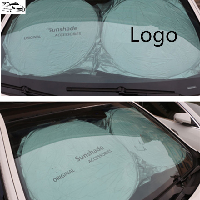 Car Windscreen Sunshade Front Window Sun Shade Windshield Visor Cover For  Lexus RX400H IS250 RX300 ES350 LS460L RX350 7d0442649af