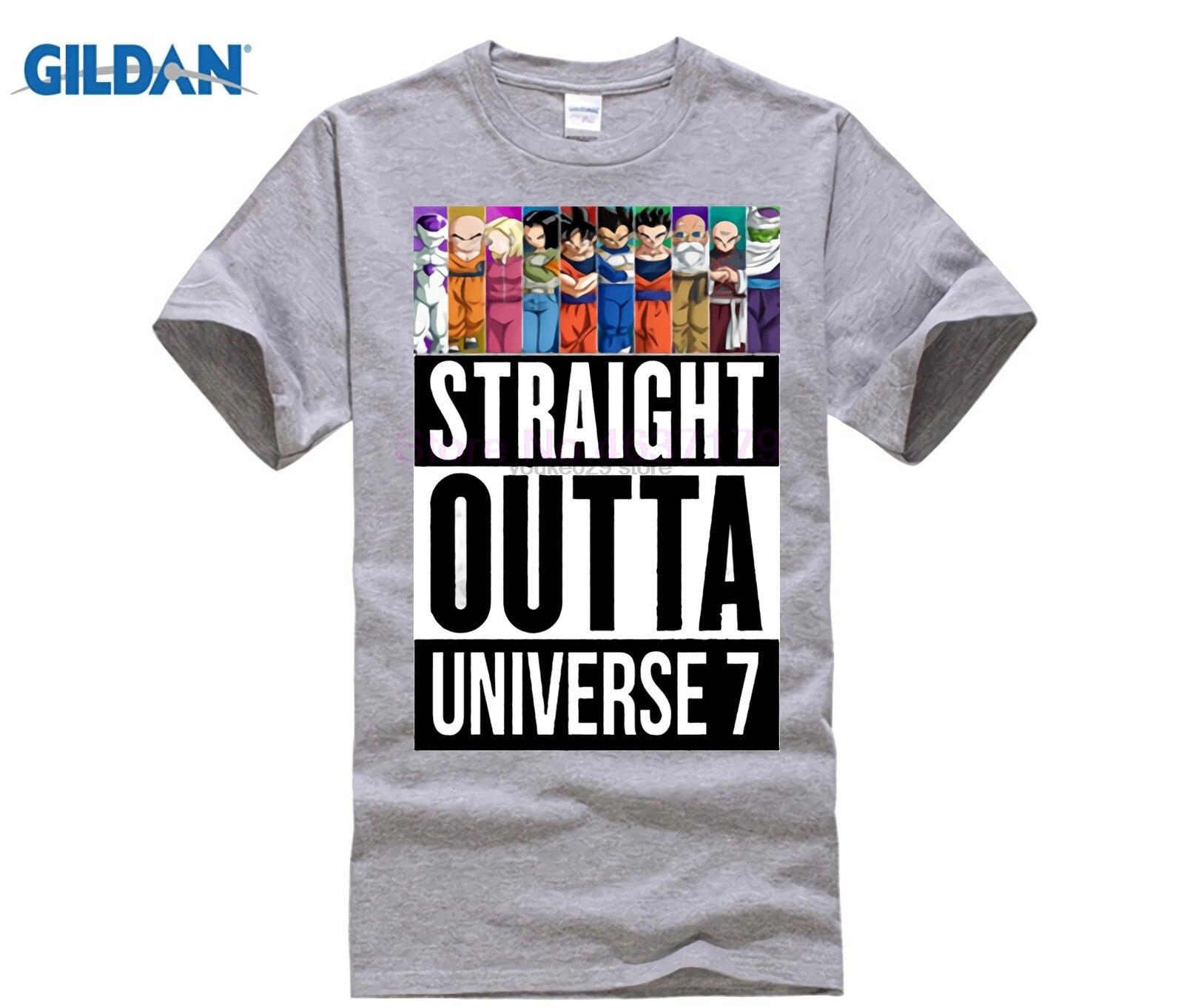 Super Saiyan God Dragon Ball Z Anime univers Hommes T Shirt Top Tee