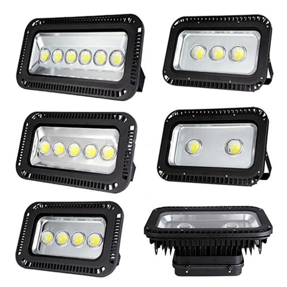 NEW outdoor RGB Warm white led flood light 10W 20W 30W 50W 100W wall light high power Garden lights