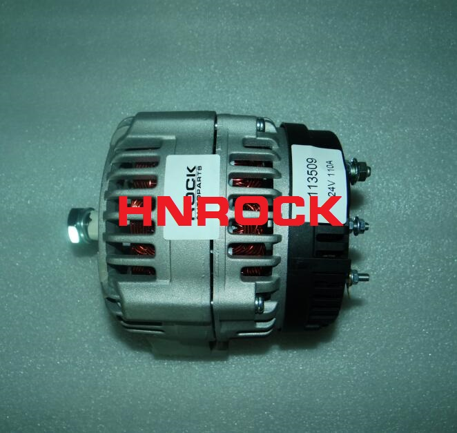 NEW 24V 110A ALTERNATOR 113509 IA1385 FOR DEUTZ FOR NORMET ULTILIFT UTIMEC LF 500