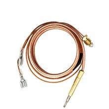 Газовая фритюрница варочная панель spilt датчик температуры термопары провода с 6,3 мм плоские клеммы SMT-RDO014