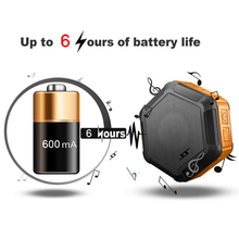 Waterproof Portable Outdoor Sports Bluetooth Speaker