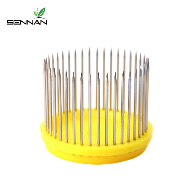 Sennan Beekeeping Queen Needle Type Bee Cage Steel Catching Catcher Equipment Tools New