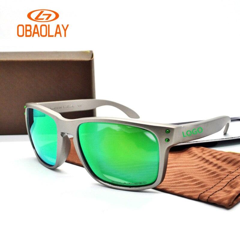 OBAOLAY Top qualité O Marque hommes lunettes de soleil Polarisées moto course lunettes hommes sport surf lunettes de soleil TR90 cadre lunettes de Ross