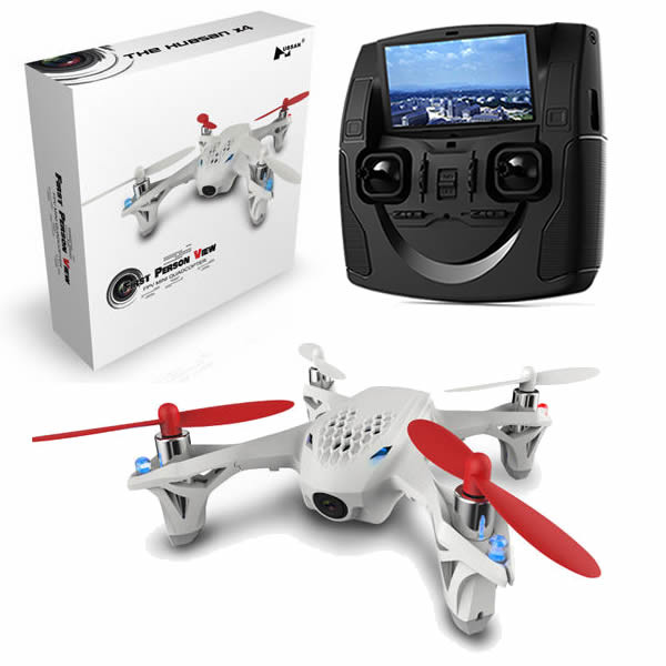 H107D FPV Camera Drone Hubsan X4 H107D 4ch 2.4G Quadrocopter 4 axle RC Toys Helicopter Aerial Photography Video RTF