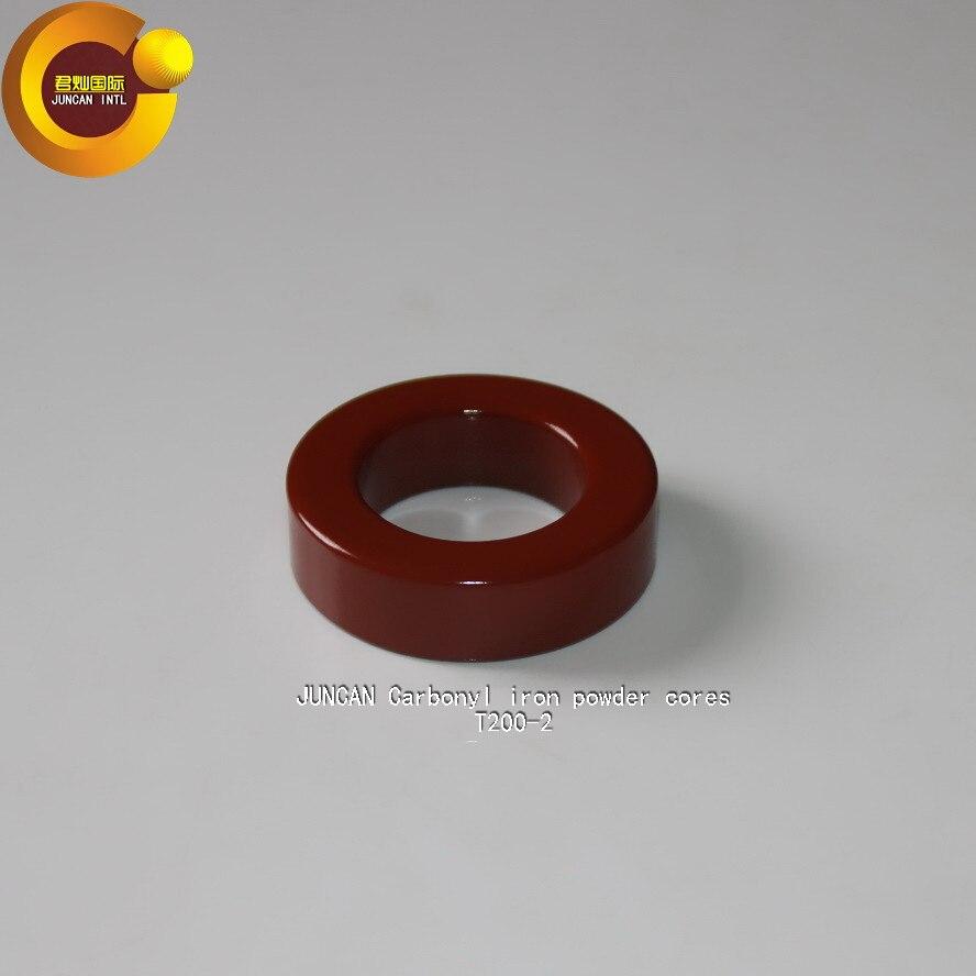 Pkg of 5 Amidon Iron Powder Toroidal Core T-25-2