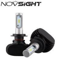 NIGHTEYE H7 Car LED Headlight Bulb CSP Chips 50W Set 8000lm 6500K Auto H7 Car Led