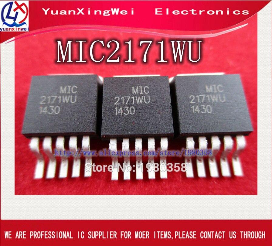 Livraison gratuite 5 PCS/LOT MIC2171WU TR MIC2171WU MIC2171 IC REG MULTI CONFIG 2.5A TO263-5Livraison gratuite 5 PCS/LOT MIC2171WU TR MIC2171WU MIC2171 IC REG MULTI CONFIG 2.5A TO263-5