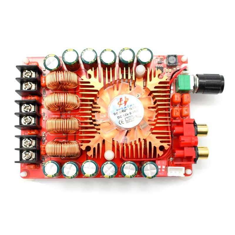 Новое качество TDA7498E 2X160 W BTL220W подойдет как для повседневной носки, так мощность цифровая стереосистема усилитель доска D4-002