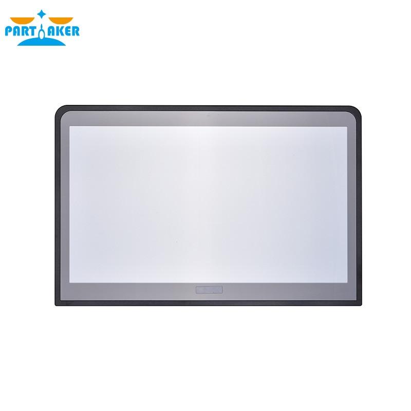 Partaker Z10 14 Inch Intel Core I5 3317U I5 4200U I7 3537U   Embedded Single Board Touch Screen Computer
