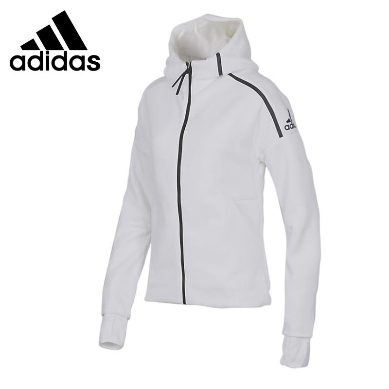 Original New Arrival 2018 Adidas Zne Hd FR Women's jacket Hooded Sportswear fabi мужские туфли картинки