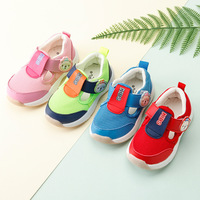 kids summer shoes baby girl sandals fristwalker shoes toddler boys breathable barefoot shoes soft sole garden shoes