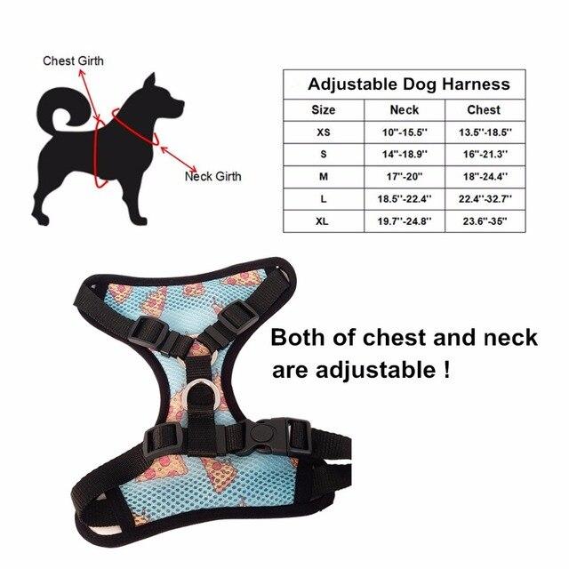 Waterproof Cat Vest Harness 4