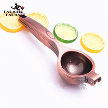 Copper Squeezer Cooking Tools Best Hand Press Manual Juicer Orange Lemon Lime Squeezer Tool Cookware fresh Juice Squeezer недорого