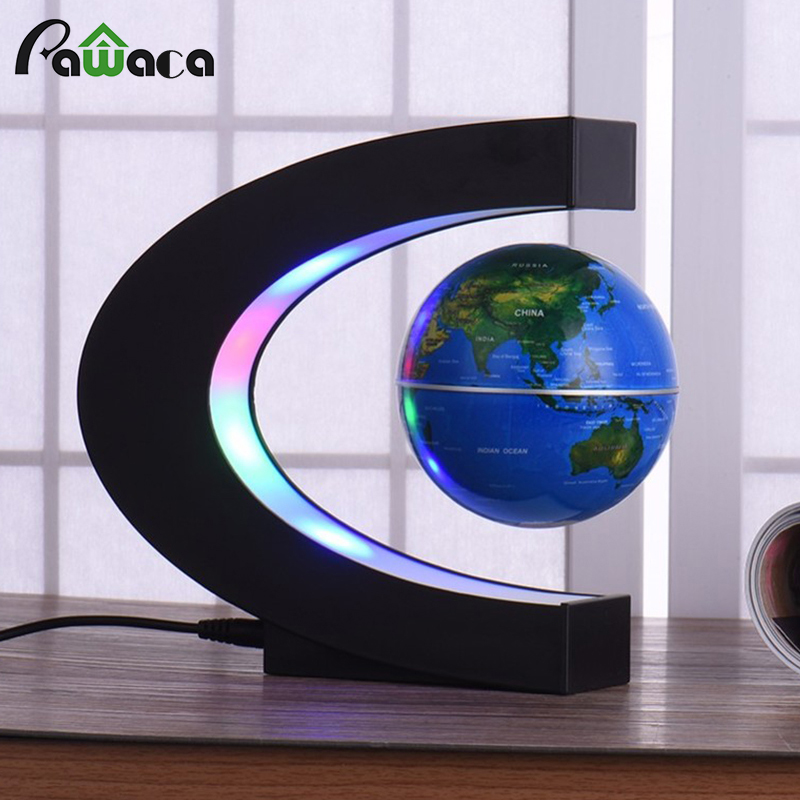 Online Buy Wholesale Magnetic Levitating Globe From China Magnetic - Home magnetics us map