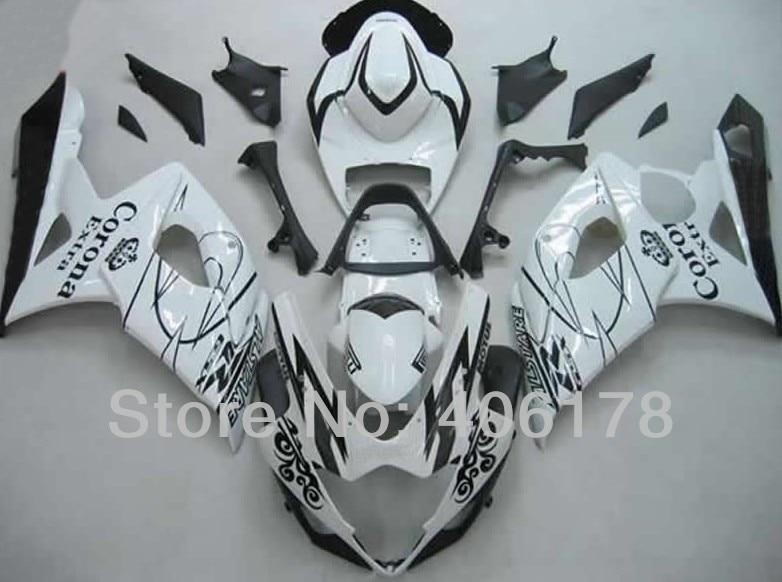 Hot Sales,gsxr 1000 fairing set For Suzuki GSX-R1000 2005-2006 Corona Extra Race Bike Fairings (Injection molding) custom road fairing kits for suzuki glossy flat black 2006 gsxr 1000 k5 2005 gsx r1000 06 05 motorcycle fairings kit