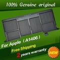 """JIGU Frete grátis A1406 Bateria Do Laptop Original Para APPLE MacBook Air 11 """"A1370 [2011 de Produção] A1465 [2012 de Produção]"""
